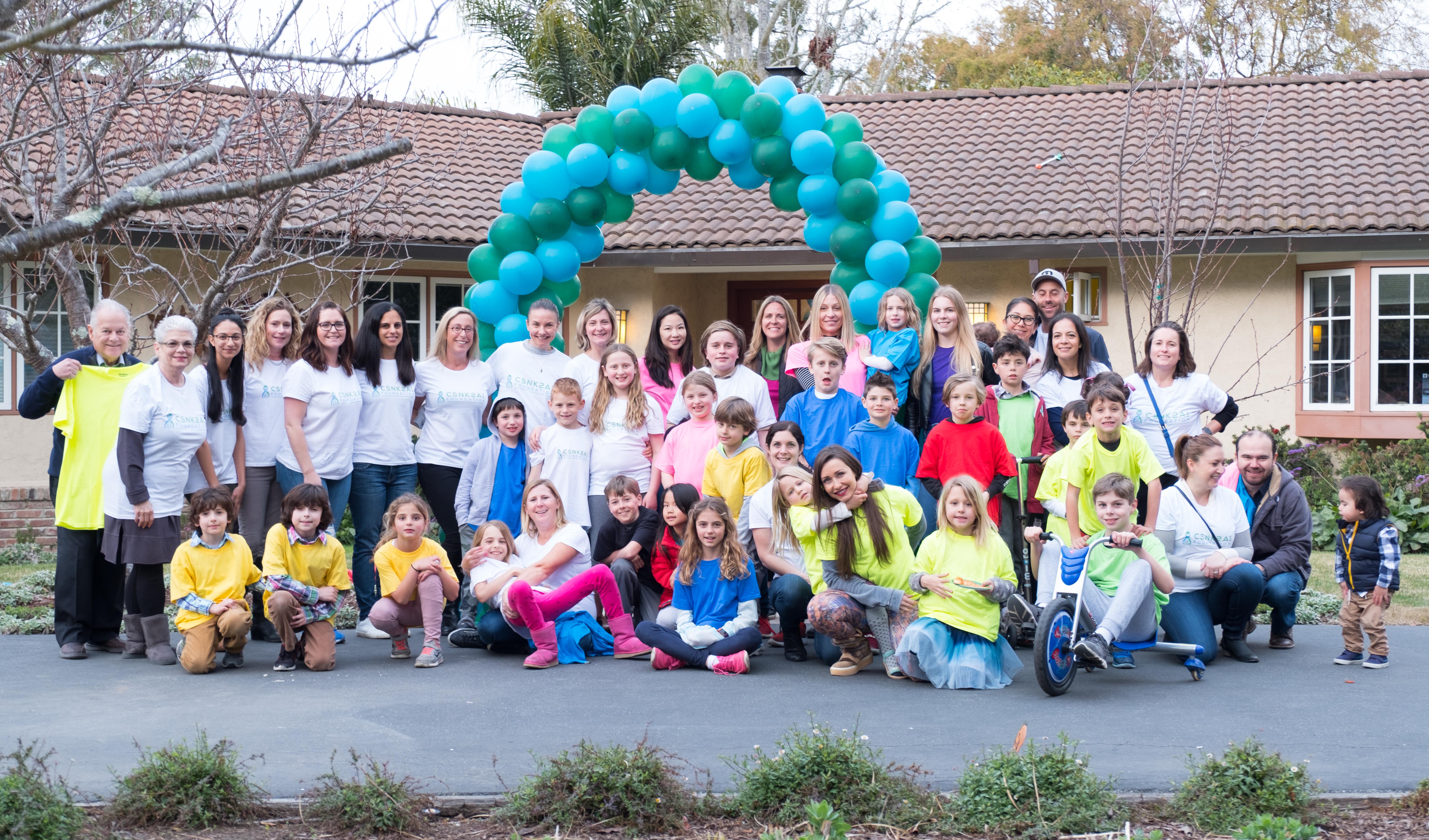 group photo rare disease day