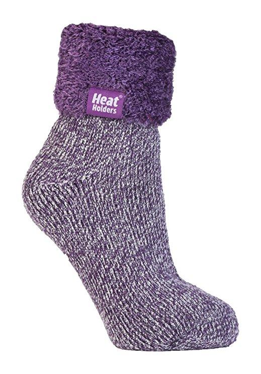 heat holders non-slip socks