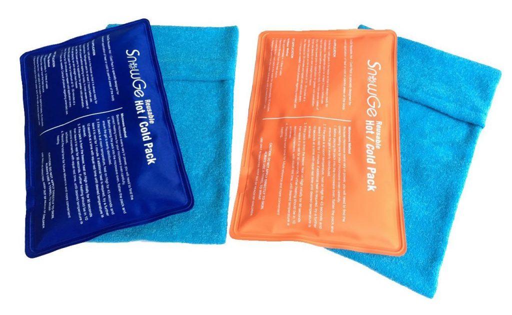 ice packs wth wraps