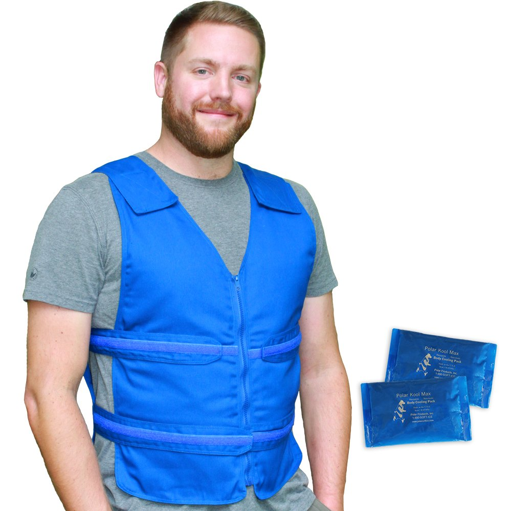 cooling vest from polar products