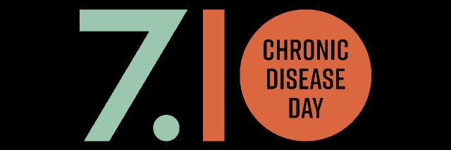 chronic disease day logo