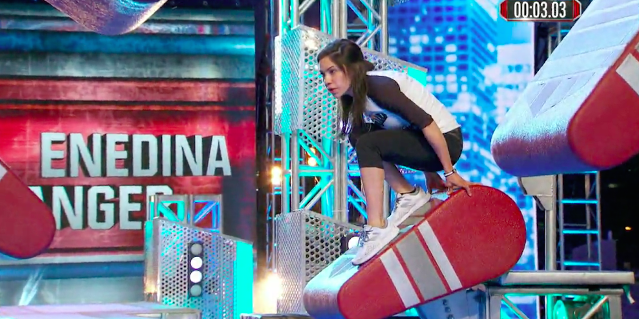 Image result for What 'American Ninja Warrior' Didn't Say About Ehlers-Danlos Syndrome