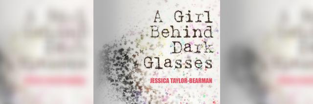 """A Girl Behind Dark Glasses"""