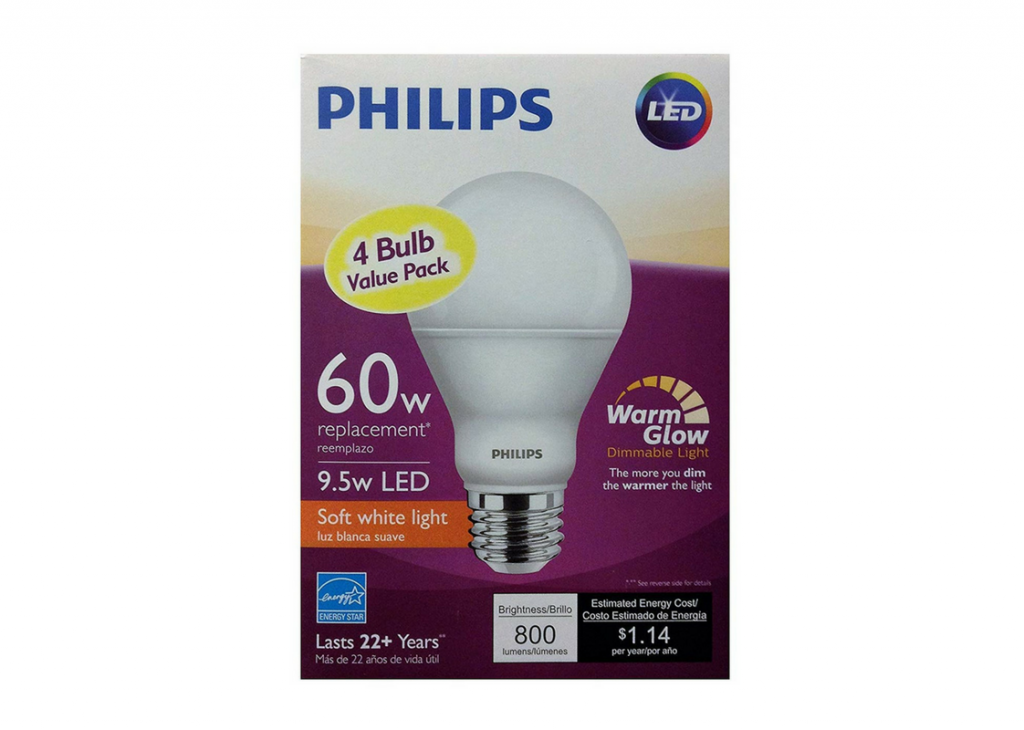 philips dimmable light bulbs