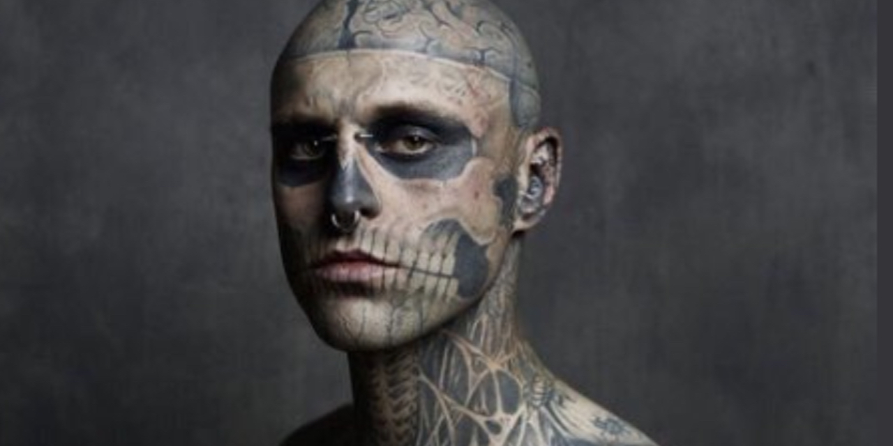 Dermablend App Gives You the Skinny on Super-Tattooed