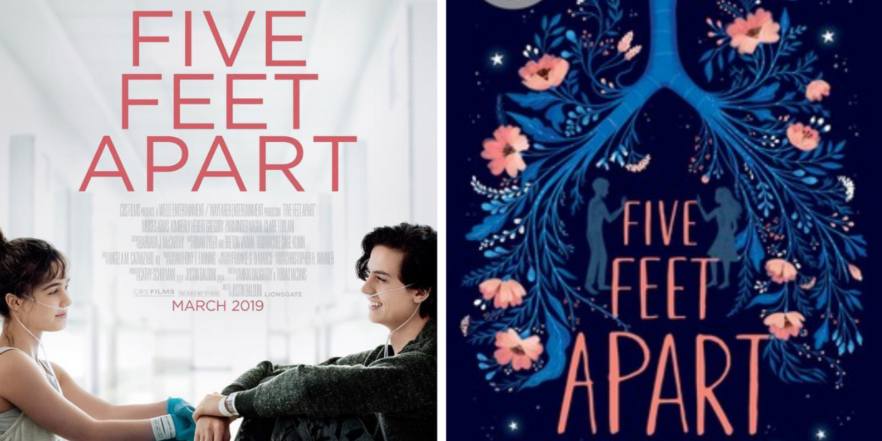 Five Feet Apart Picture: 'Five Feet Apart' Follows Teens With Cystic Fibrosis In