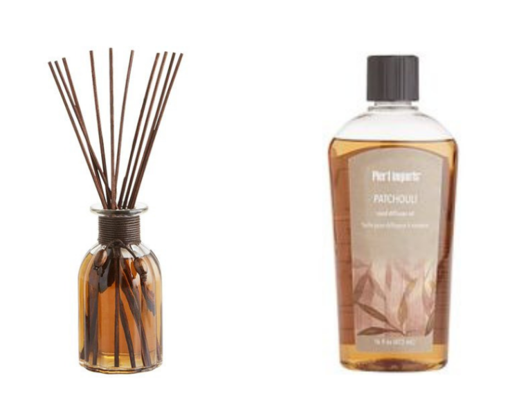 A reed diffuser and refill