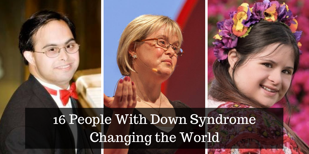 Image result for down syndrome is changing the world