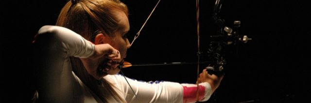 Danielle Brown, Paralympic athlete in archery.