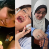 Eight women with Down syndrome