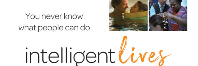 The official poster for Dan Habib's new film Intelligent Lives