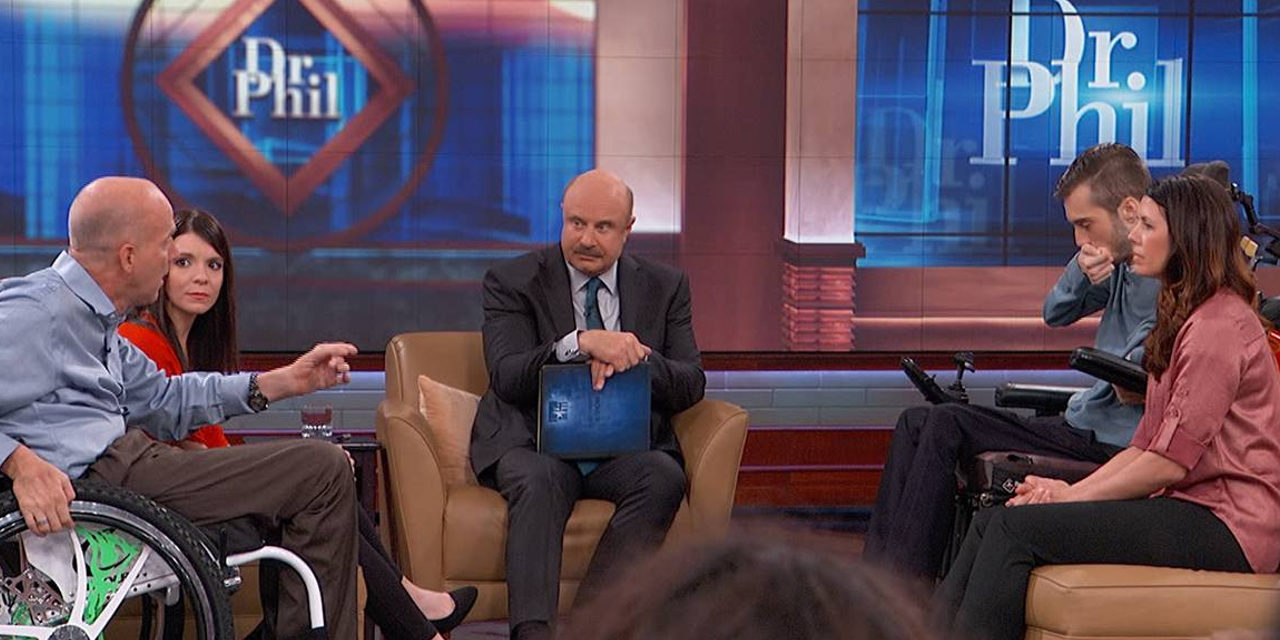 Interabled Couples Reply to Dr  Phil's Remarks Using