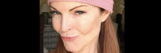 actress with anal cancer
