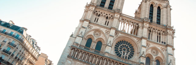 Catholic Cathedral of Paris, Notre Dame