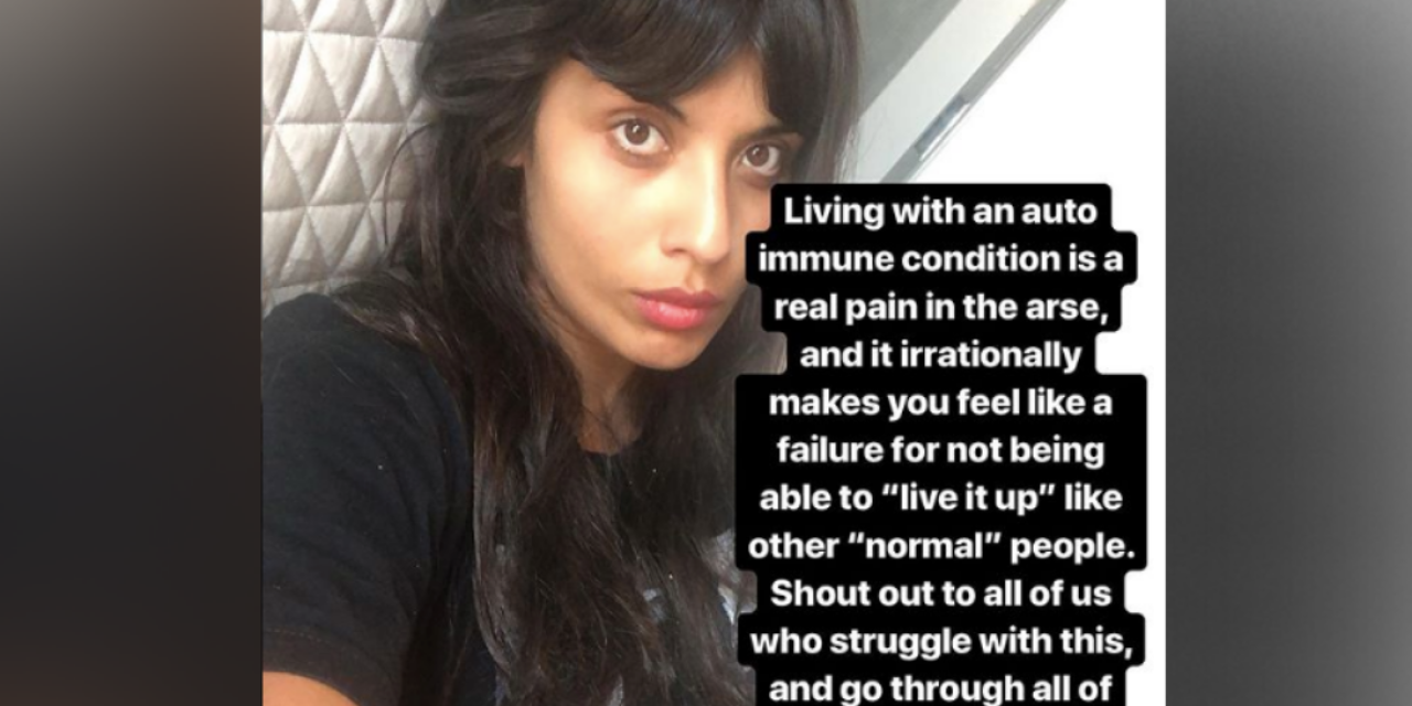 Jameela Jamil Shares the Difficulty of Managing an
