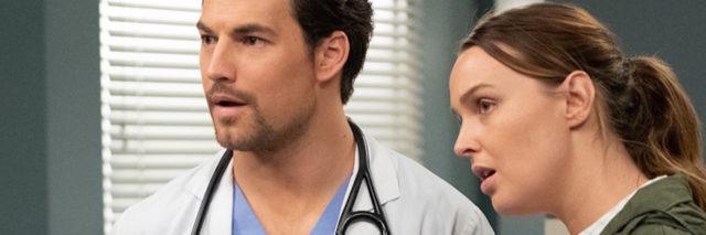 """Jo from """"Grey's Anatomy"""""""