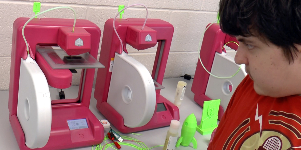 How 3D Printing Helps These Teens on the Autism Spectrum Thrive