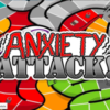 Anxiety Attack! board game cover