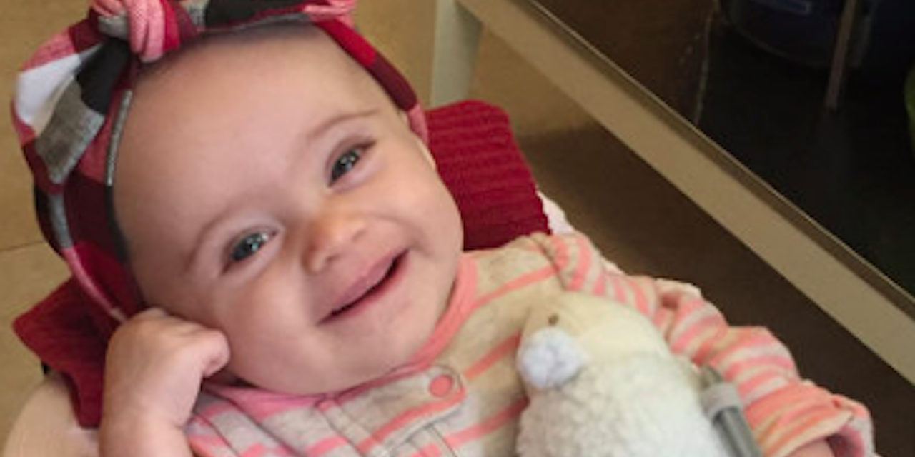 Why We're 'Fighting for Sight' for Our Daughter's Rare Condition