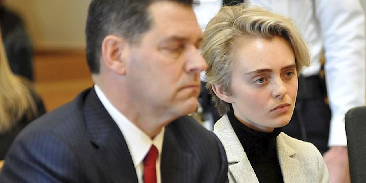 Michelle Carter Eyebrows >> Michelle Carter Set To Be Released From Jail Early The Mighty