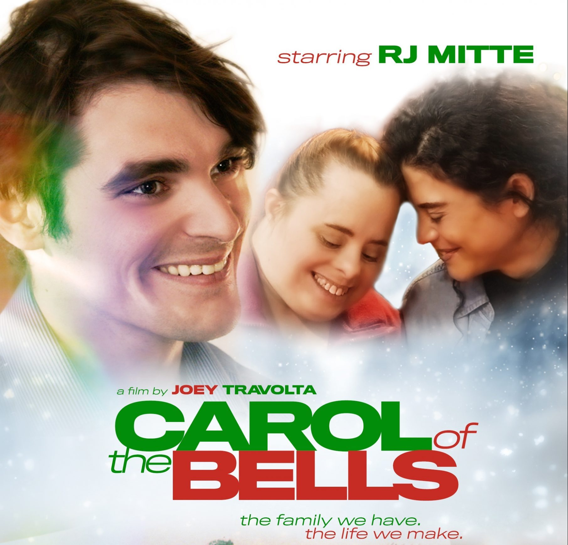 Carol of the Bells movie poster.