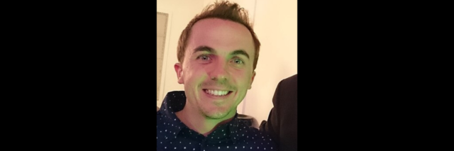 A headshot of Frankie Muniz