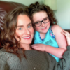 Leah Messer with her daughter Ali