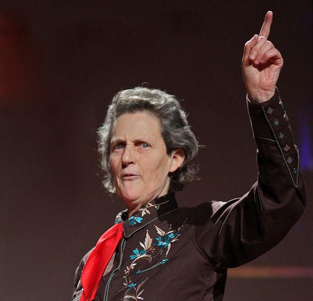 Photo of Temple Grandin