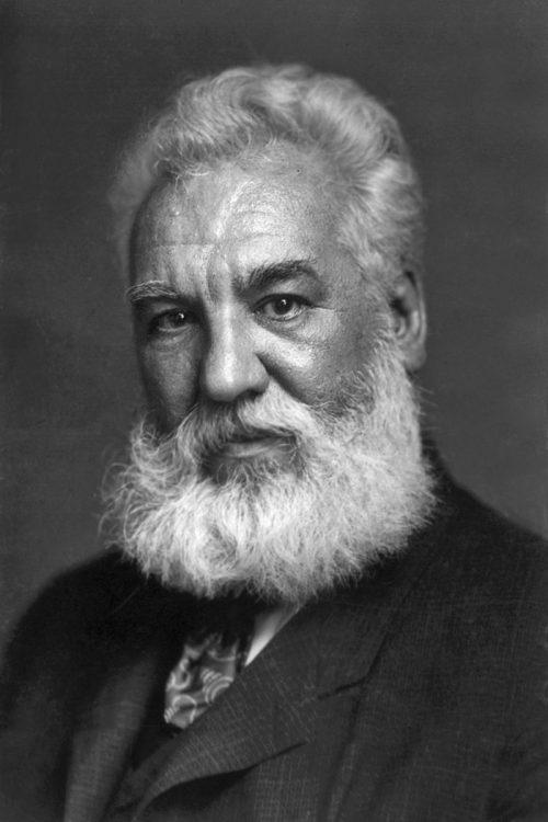 Photo of Alexander Graham Bell