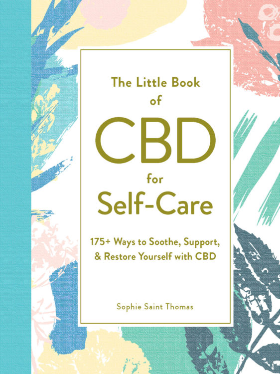 Little Book of CBD for Self Care book cover