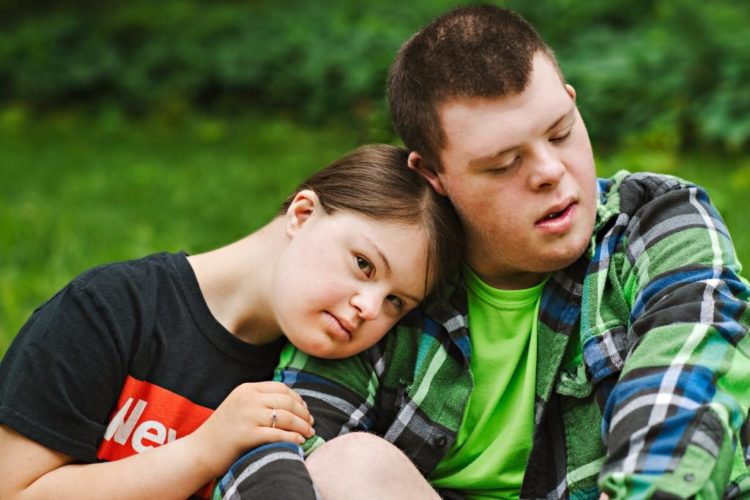 Evan and Maddie