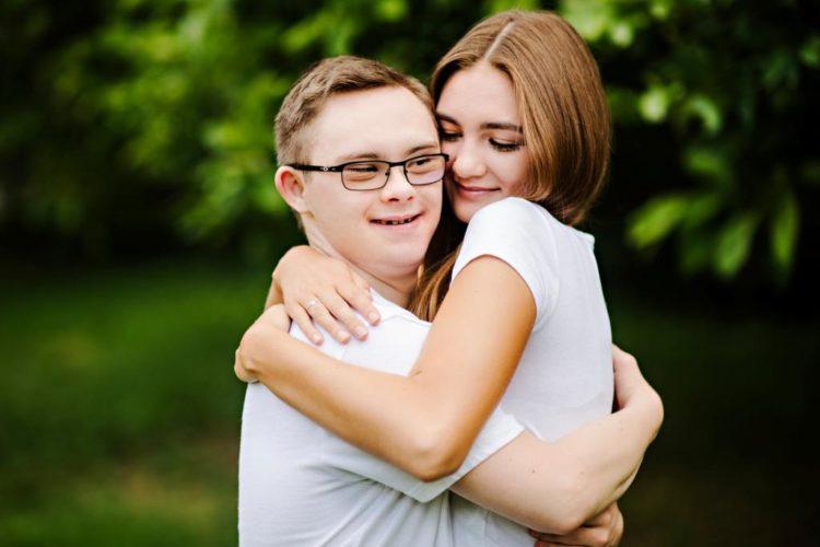 Liam and Gemma