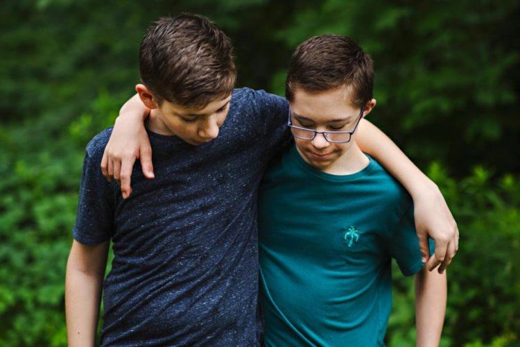 Zachary and Nathan