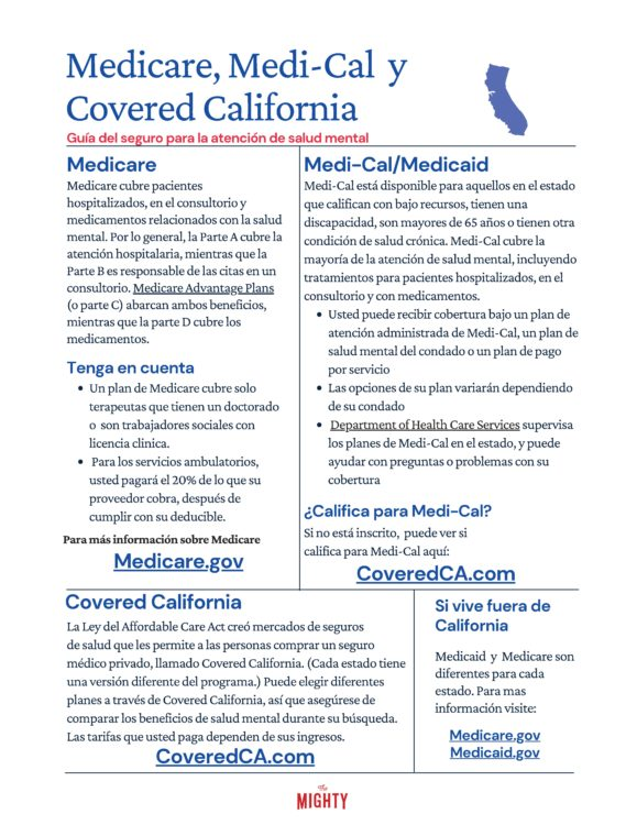 Medicare, Medi-Cal y Covered California (click to download)