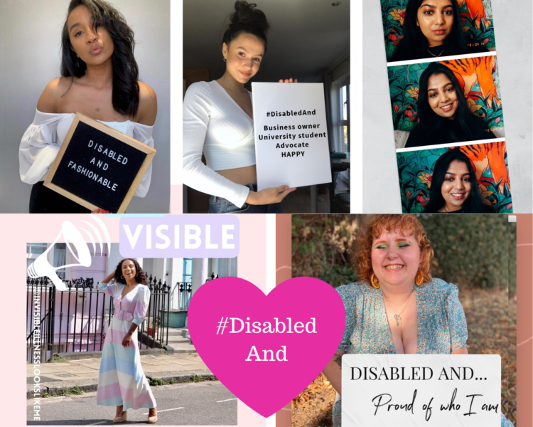 The #DisabledAnd Campaign Challenges Misconceptions About Being Disabled #rwanda #RwOT ##BTS_Butter