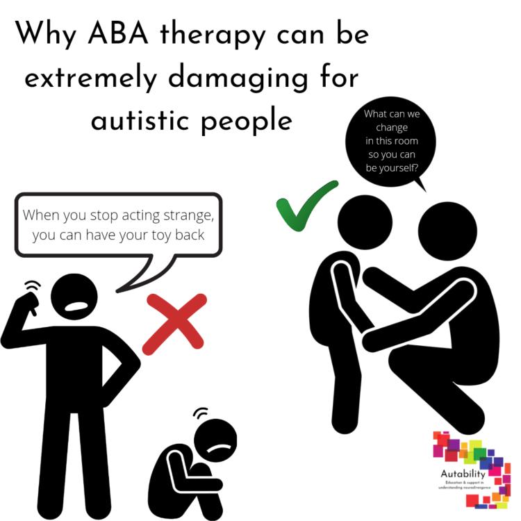 Why ABA Can Be Extremely Damaging to Autistic People #rwanda #RwOT ##FileninSultanları